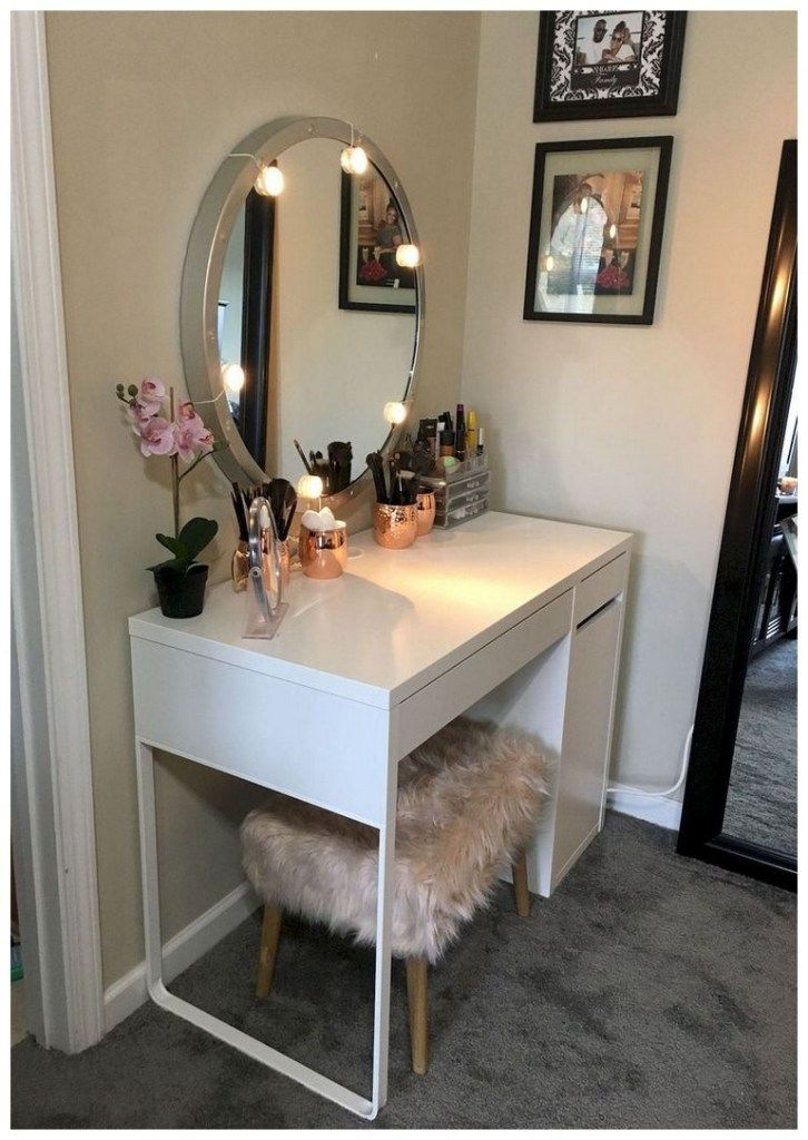 51 Awesome Ways Real People Store Their Makeup roomideas