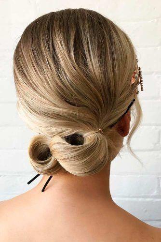 Easy Updos For Medium Hair