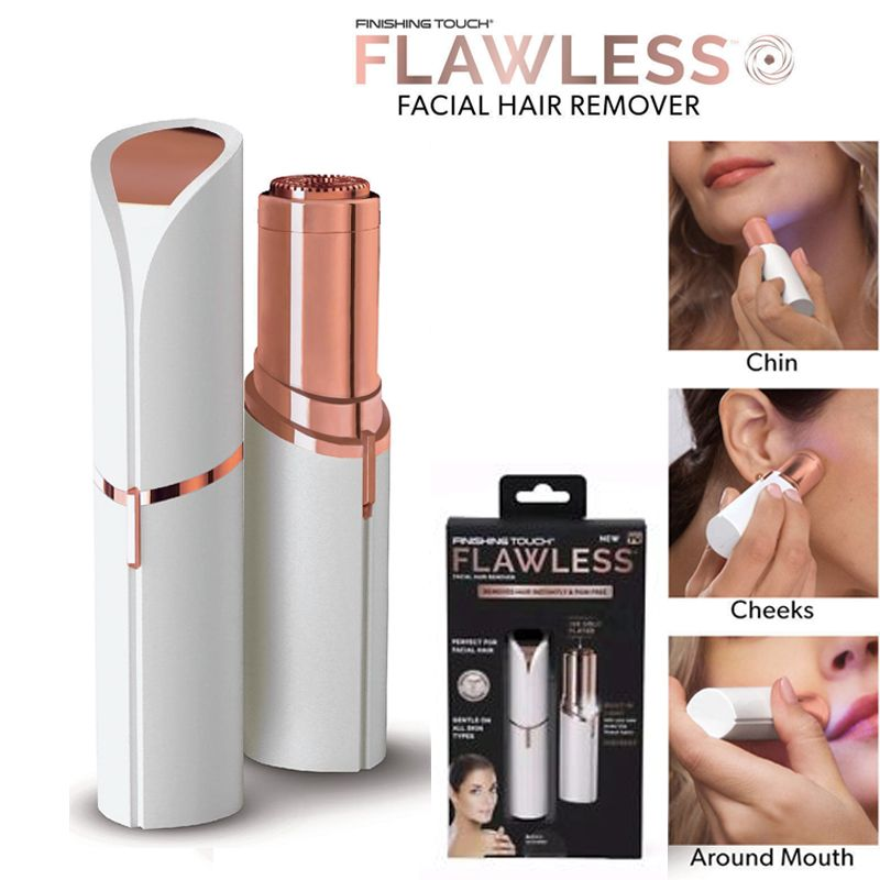 Flawless Facial Hair Remover Buy Online At Best Prices In