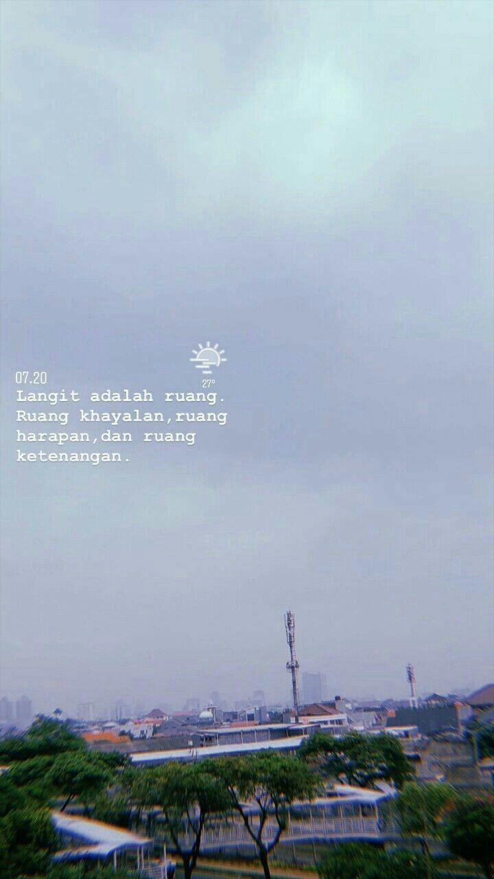 pin oleh rizky dwi di puisi kutipan terbaik langit dan instagram
