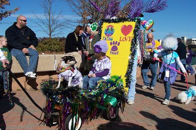 And So it Goes in Shreveport: Take a Trip to the 2012 Barkus & Meoux Parade