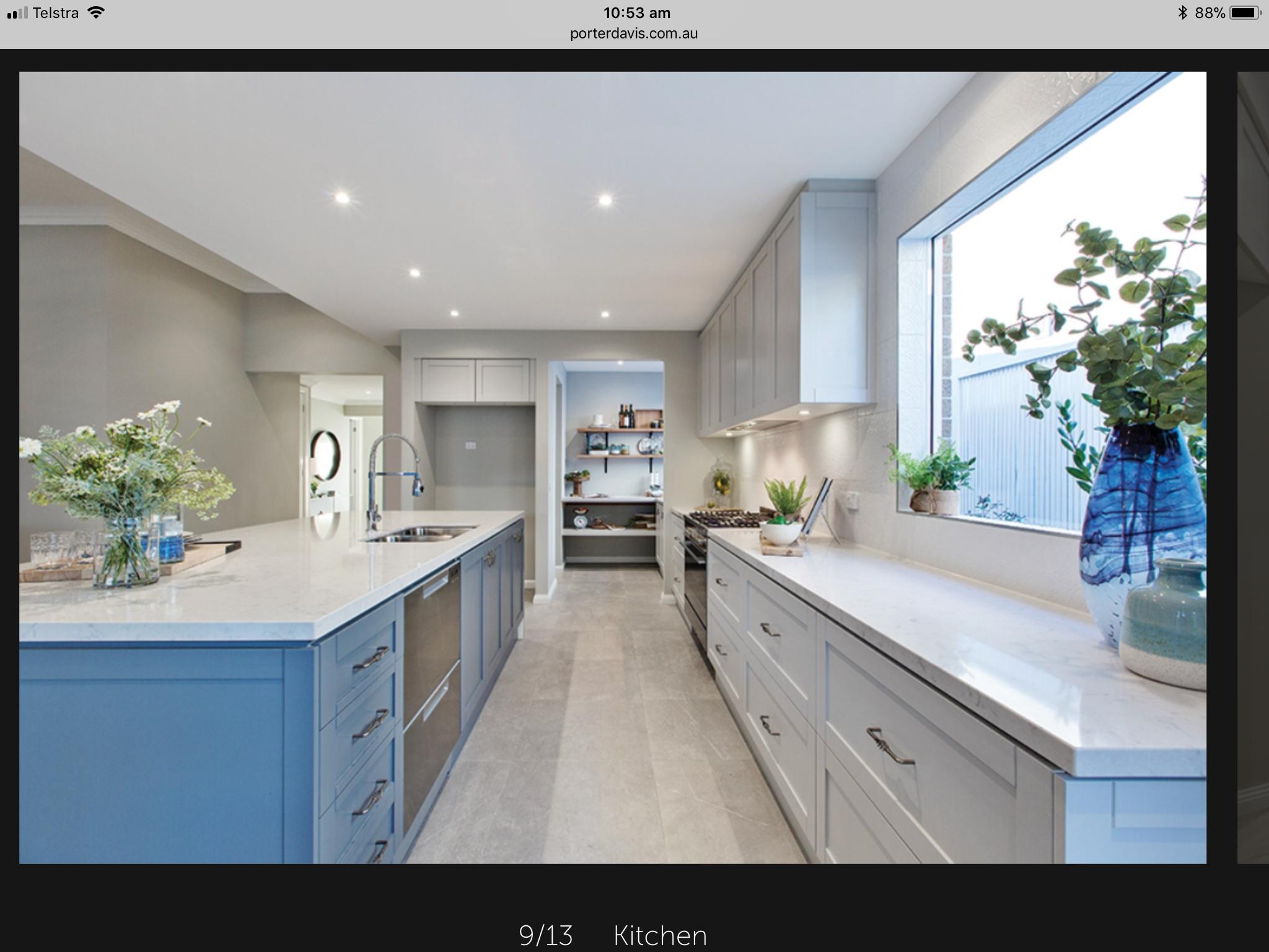 Wunderbar Küche Design Keine Wandeinheiten Zeitgenössisch - Ideen ...