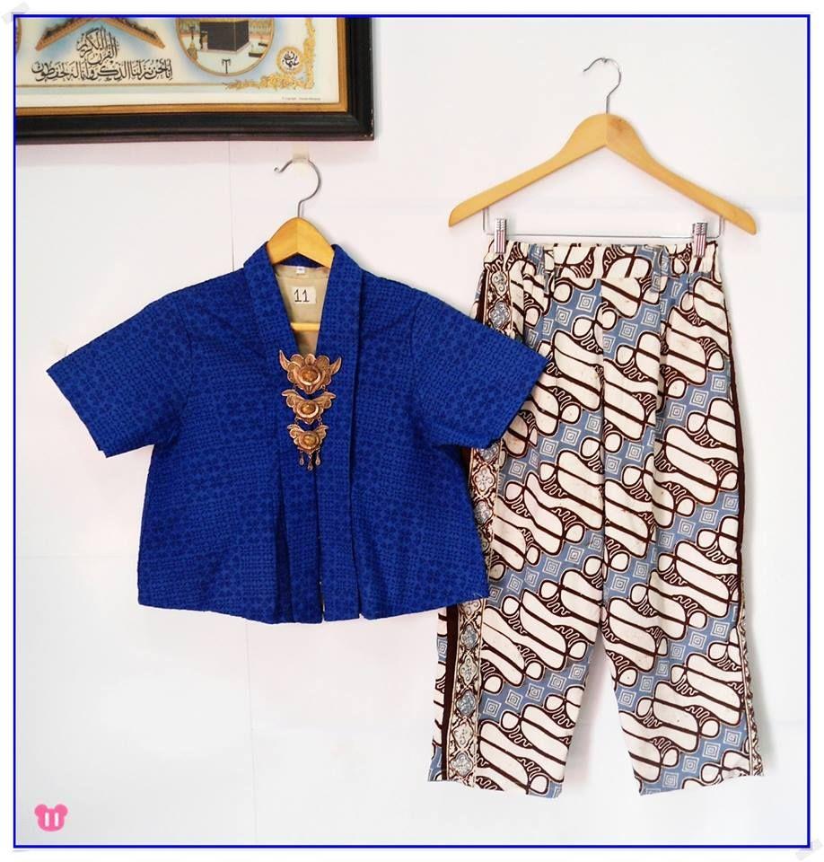 Batik keren  batik keren  Pinterest  Kebaya Batik dress and