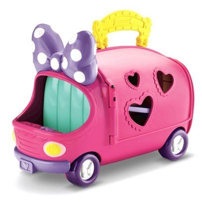 eaecbea9bd1 Mickey Clubhouse - Pet Van Da Minnie - Mattel by New Center Brinquedos.