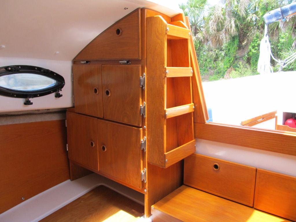 Sun Cat - finally a real Pocket Cruiser! | Boat Stuff