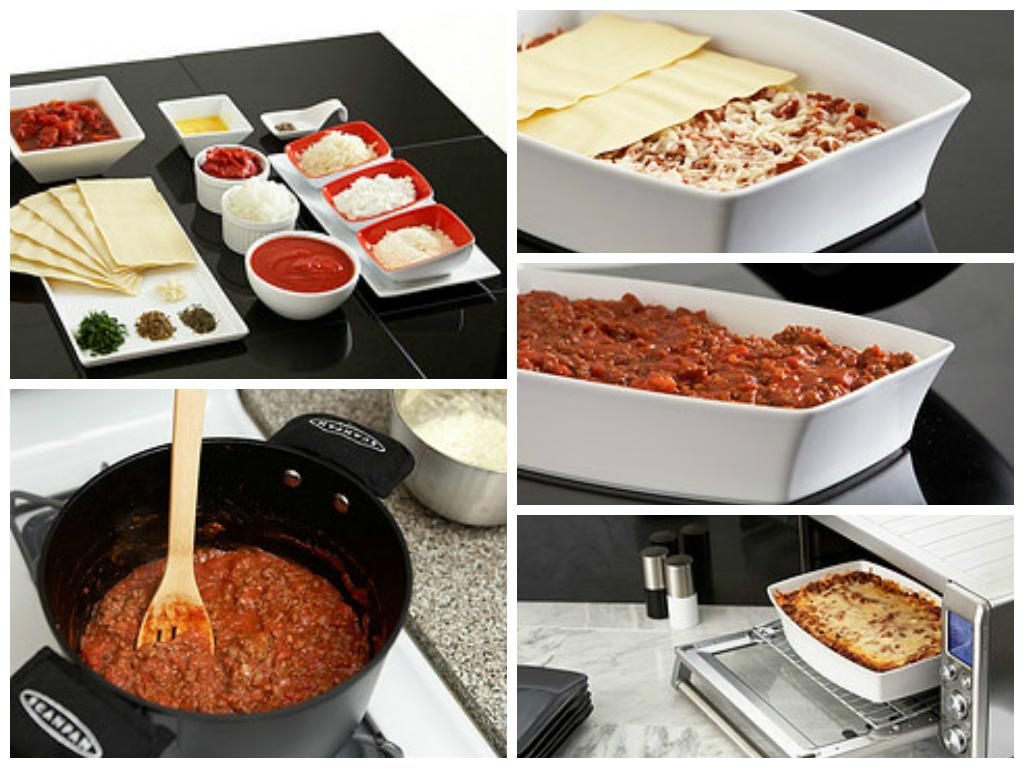 Receta f cil para hacer lasa a ideal para una cena for Como hacer una cena