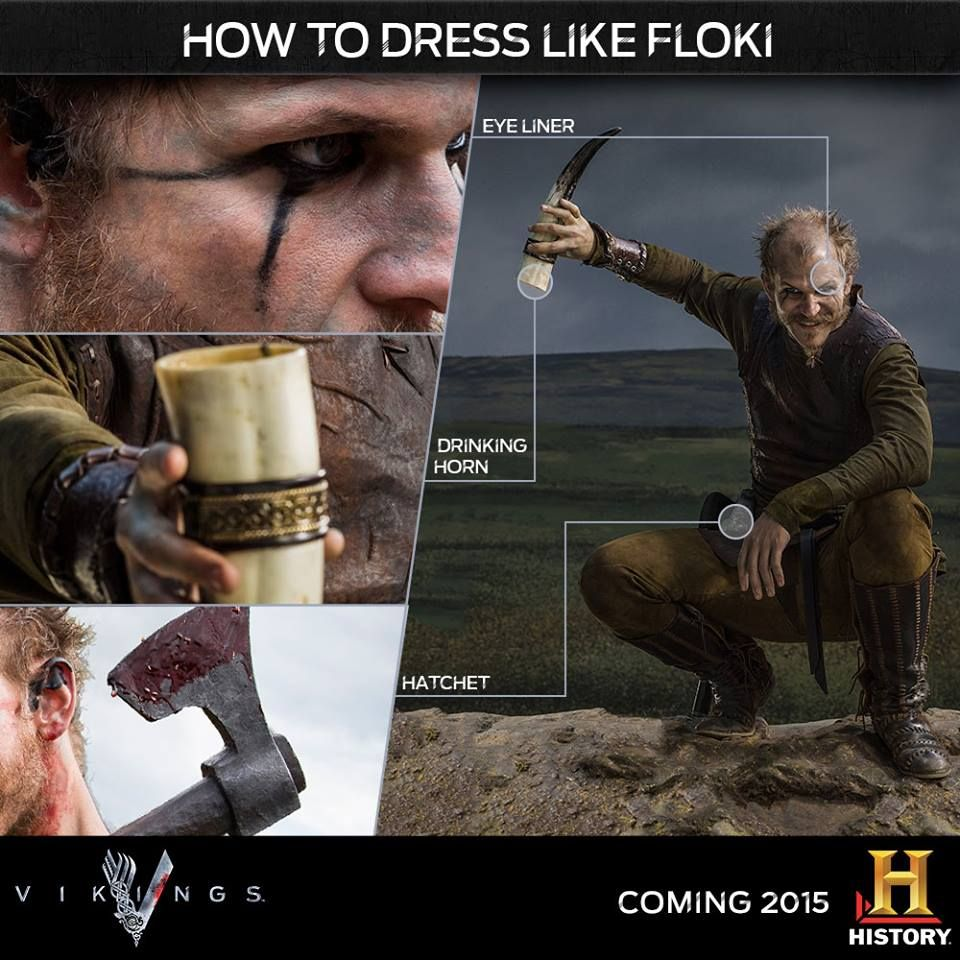 sheri's world: how to dress like a viking for a halloween or cosplay
