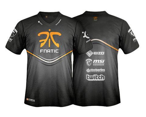 c7ff8fc20 Fnatic Player Jersey - 2014