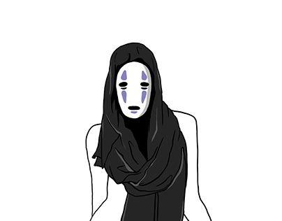 "Check out new work on my @Behance portfolio: ""Kaonashi"" http://be.net/gallery/36313295/Kaonashi"