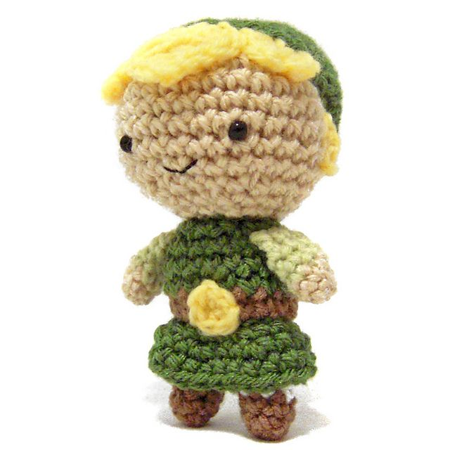 Ultimate Gamer Crochet Pattern Round-Up