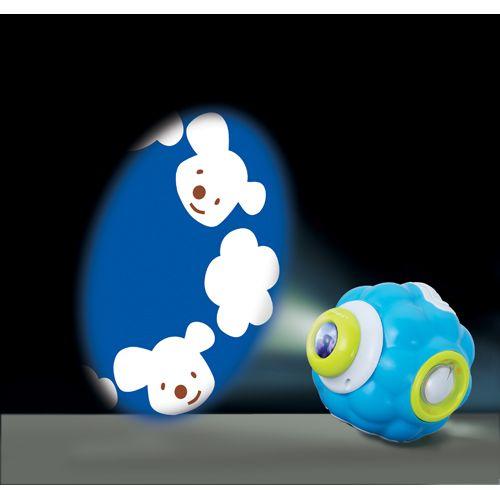 proyector imagen y sonido bebé BabiProyector UNIVERSO