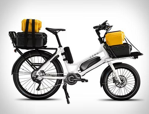 Www Blessthisstuf New Electric Bike Electric Cargo Bike Cargo Bike