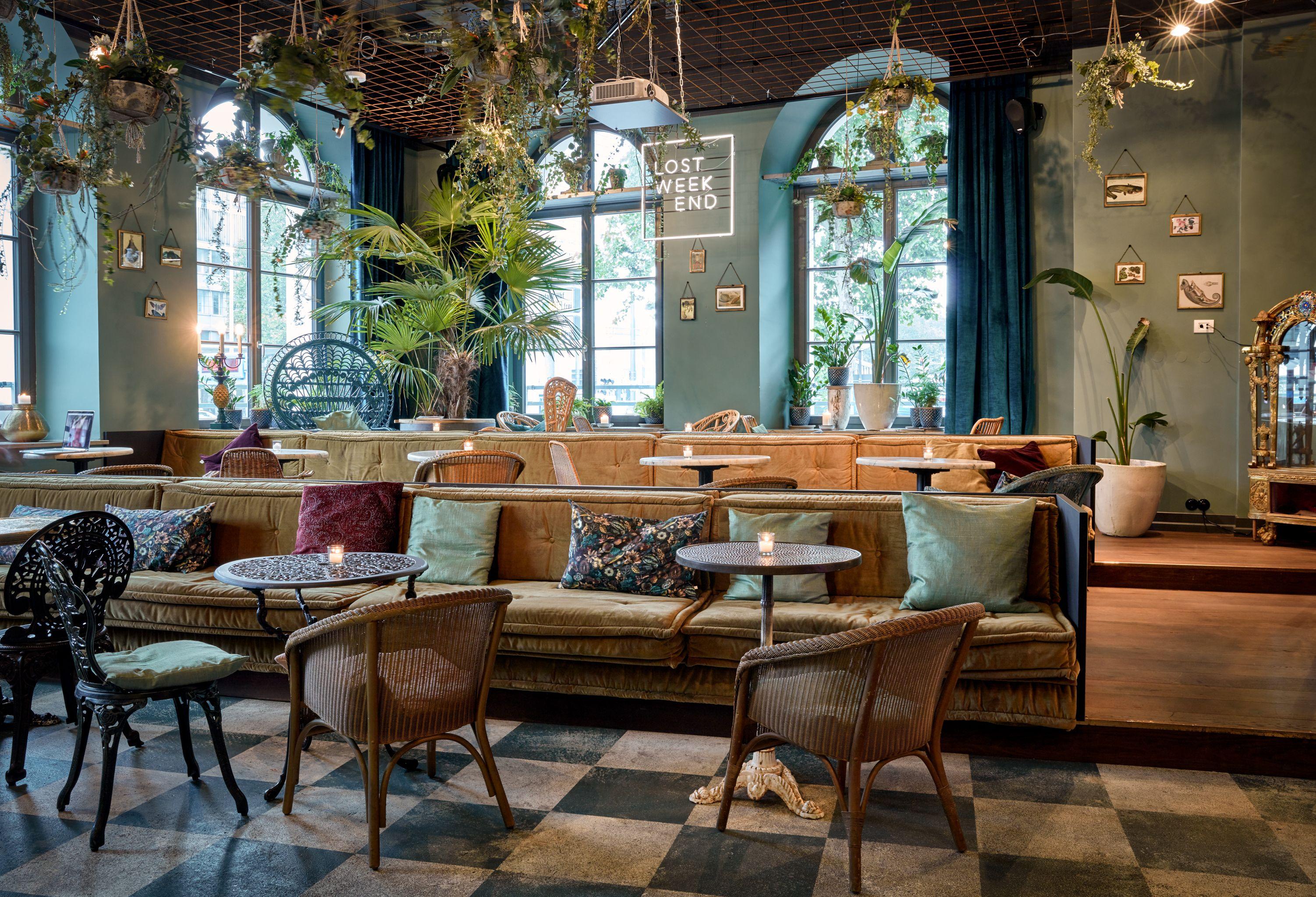 Neni Restaurant Munchen Restaurant Munchen Design Hotel Hotel Munchen