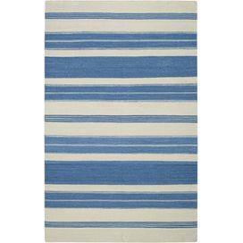 Webster 5' x 8' Rug in Blue