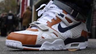 Nike Air Trainer SC 2 Low 'Raiders' | Chaussure sport