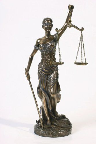 Sale Blind Lady Justice Statue Law Office Lawyer Gift Magnificent Http Www Amazon Com Dp B002v397ee Lady Justice Statue Justice Statue Lady Justice