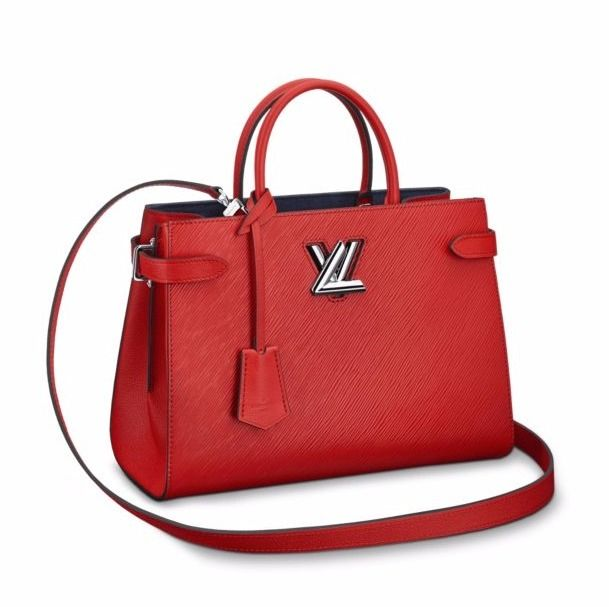 Louis Vuitton Totes 2WAY Plain Leather Elegant Style Totes 2  24b2d12e53cf7