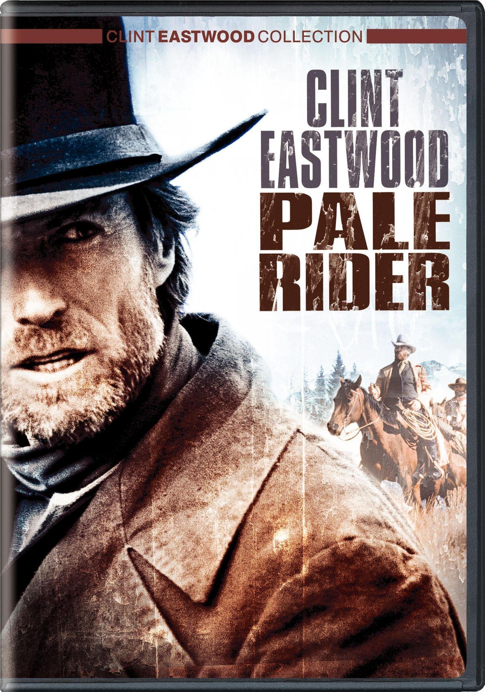 Pale Rider Clint Eastwood Film Films Western