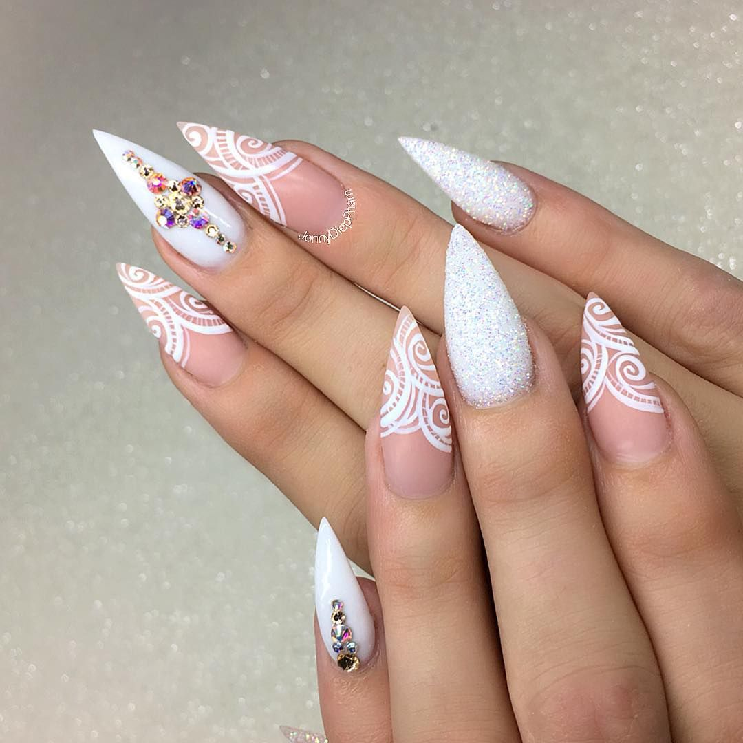 NailArt via - Nailzone (@jonnydieppham) on Instagram: | Nails ...