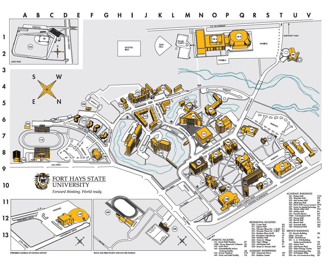Campus Image Campus Map Campus Images Map