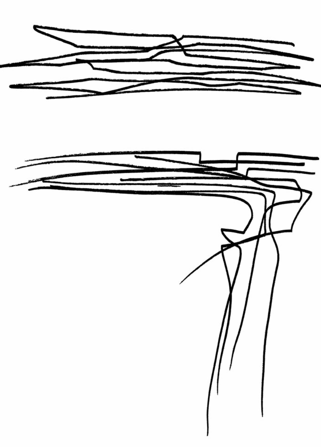 Zaha Hadid Architecture Drawings