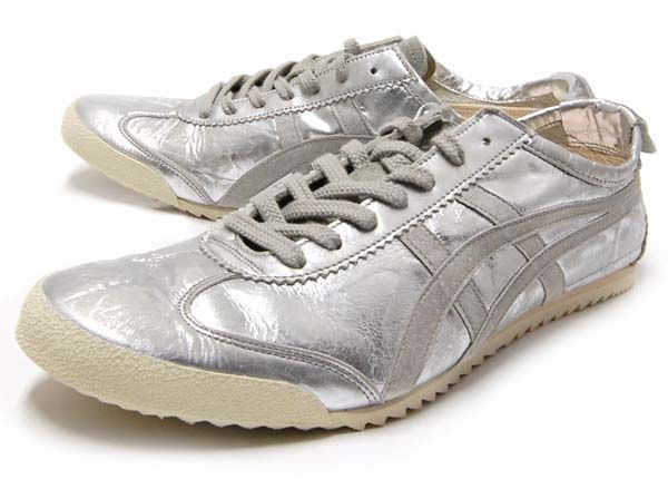 cheaper bd279 04c05 Onitsuka Tiger MEXICO66 DELUXE NIPPON MADE [SILVER/GRAY ...