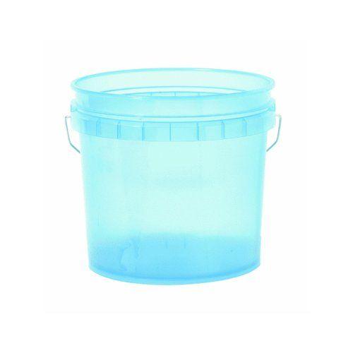 Leaktite 3gltb 3 1 2 Gallon Blue Plastic Pail Leaktite Https Www Amazon Com Dp B000bztfws Ref Cm Sw R Pi Dp X Y1wpzbh1aem9v Plastic Pail Pail 2 Gallons