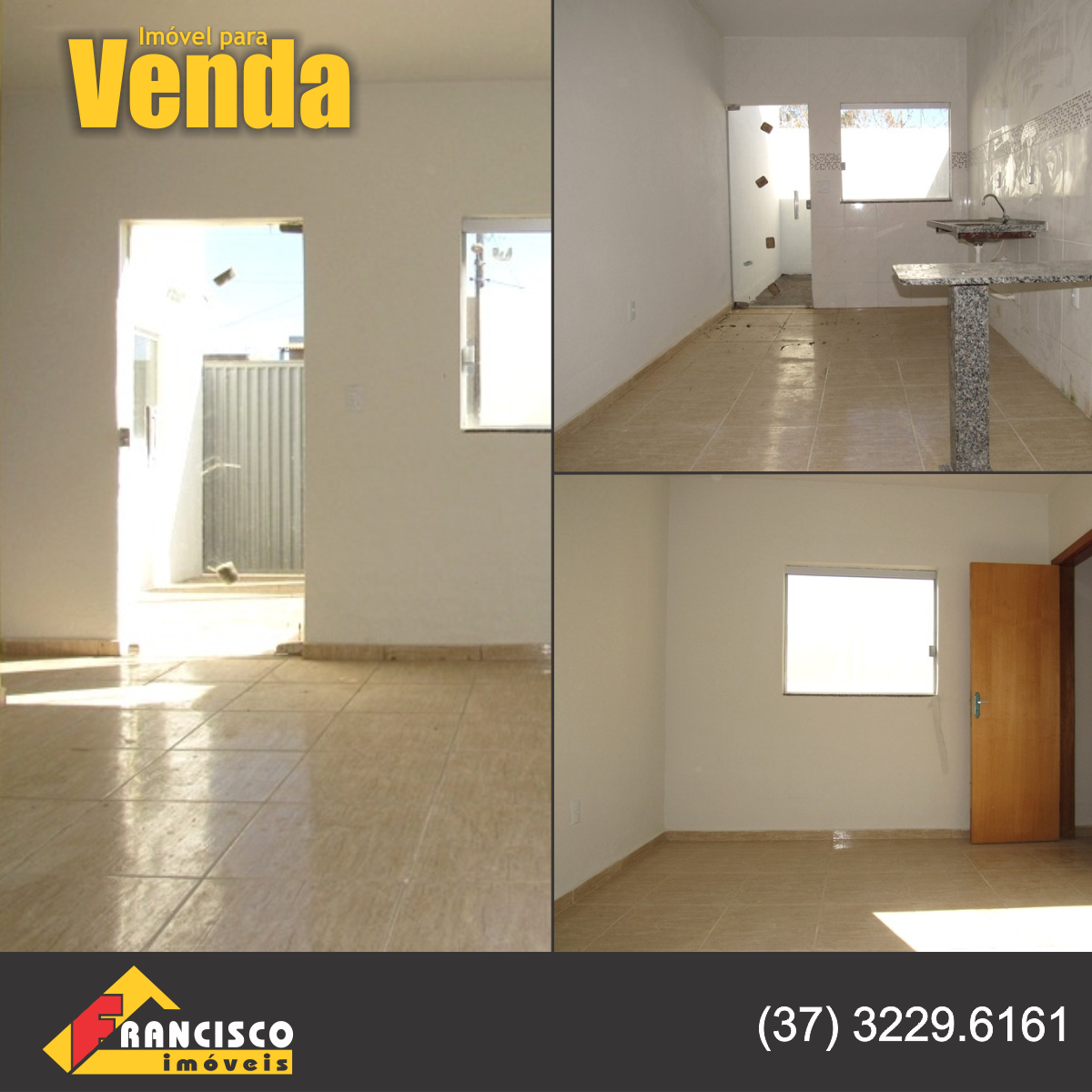 Bairro Maria Pe Anha C Digo 07643 Casa Residencial Com 02 Quartos