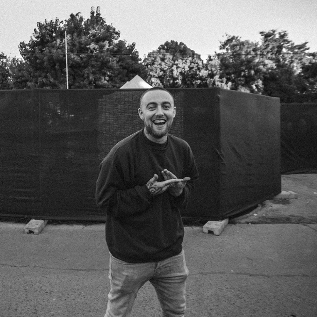 """Mac Miller on Instagram: """"Happy Birthday Malcolm. We miss you more than words could ever express."""""""