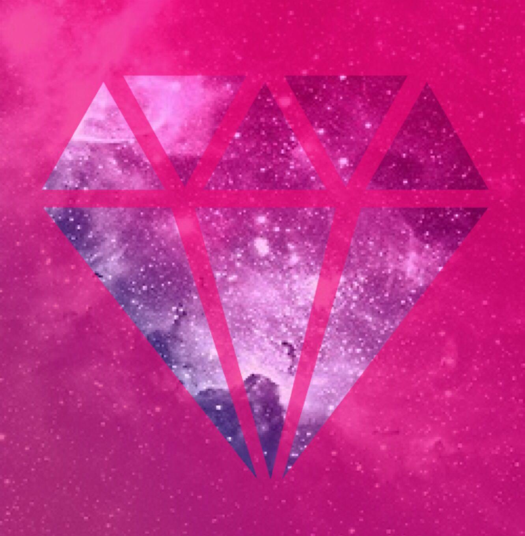 Galaxy Diamond Lovely eyes, Diamond, Wallpaper