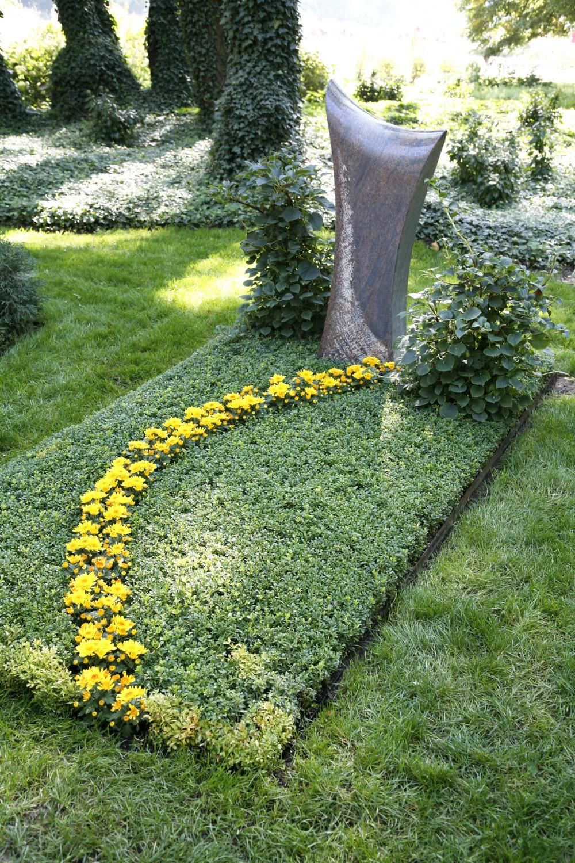 Ideen für die Grabgestaltung und Grabbepflanzung