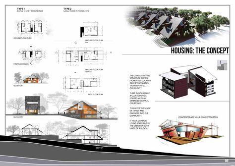 undergraduate architecture portfolio shiv pinterest