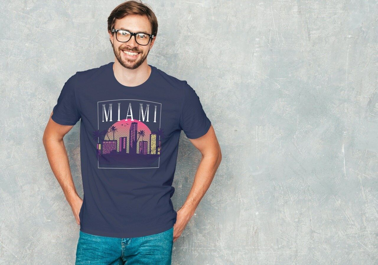 This classic unisex jersey short sleeve tee fits like a well-loved favorite. Soft cotton and quality print make users fall in love with it over and over again. These t-shirts have-ribbed knit collars to bolster shaping. The shoulders have taping for better fit over time. Dual side seams hold the garment's shape for longer. .: 100% Airlume combed and ringspun cotton (fiber content may vary for different colors) .: Light fabric (4.2 oz/yd² (142 g/m .: Retail fit .: Tear away label .: Runs true to