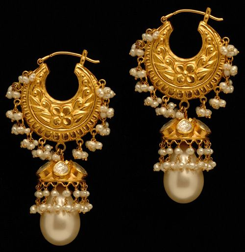 with earrings pair backs yellow post solid pin indian gold