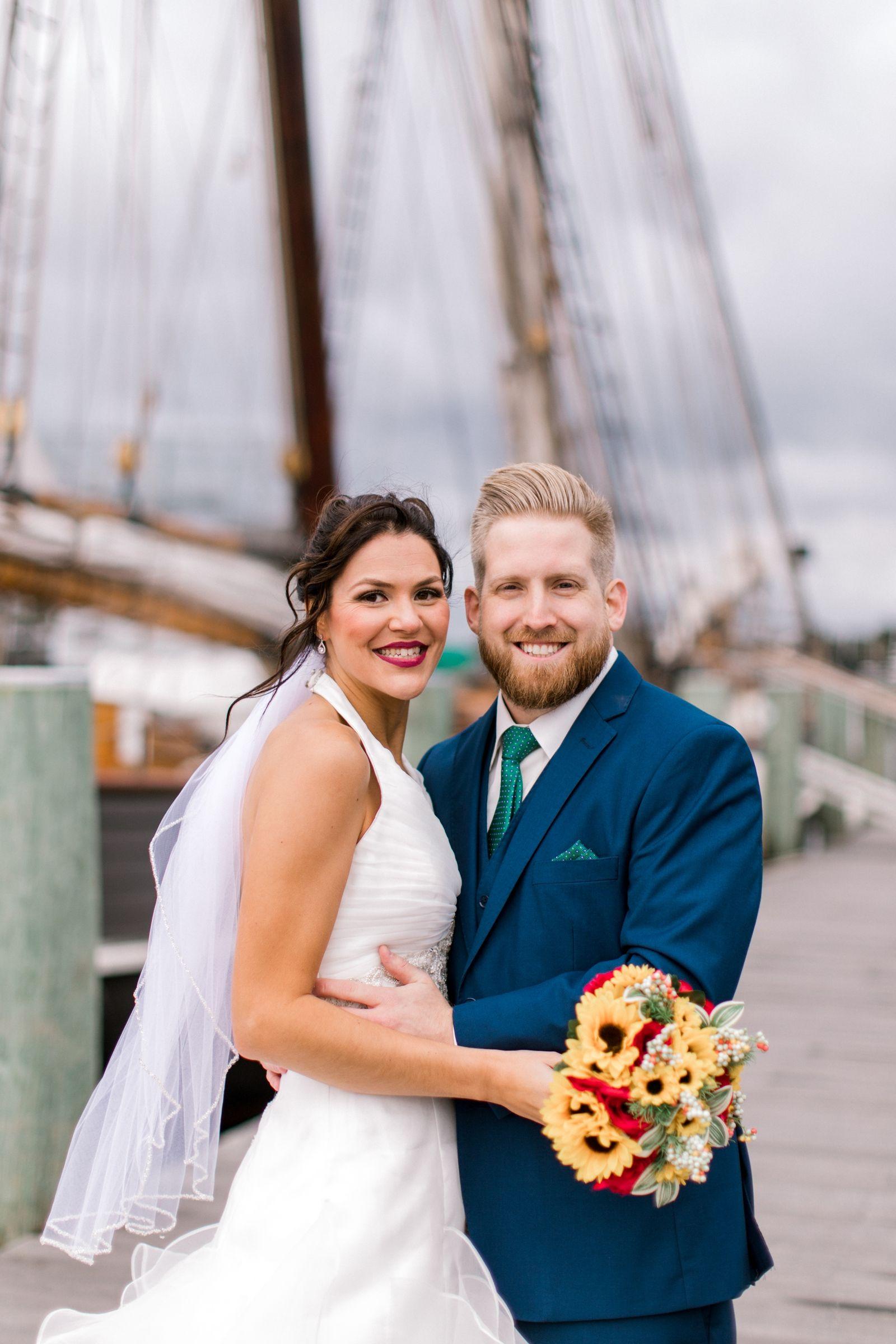 Mystic Aquarium Wedding Connecticut Wedding Photographer
