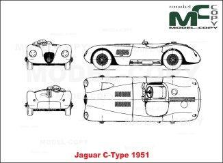 Jaguar c type 1951 blueprints ai cdr cdw dwg dxf eps jaguar c type 1951 blueprints ai cdr cdw malvernweather Image collections
