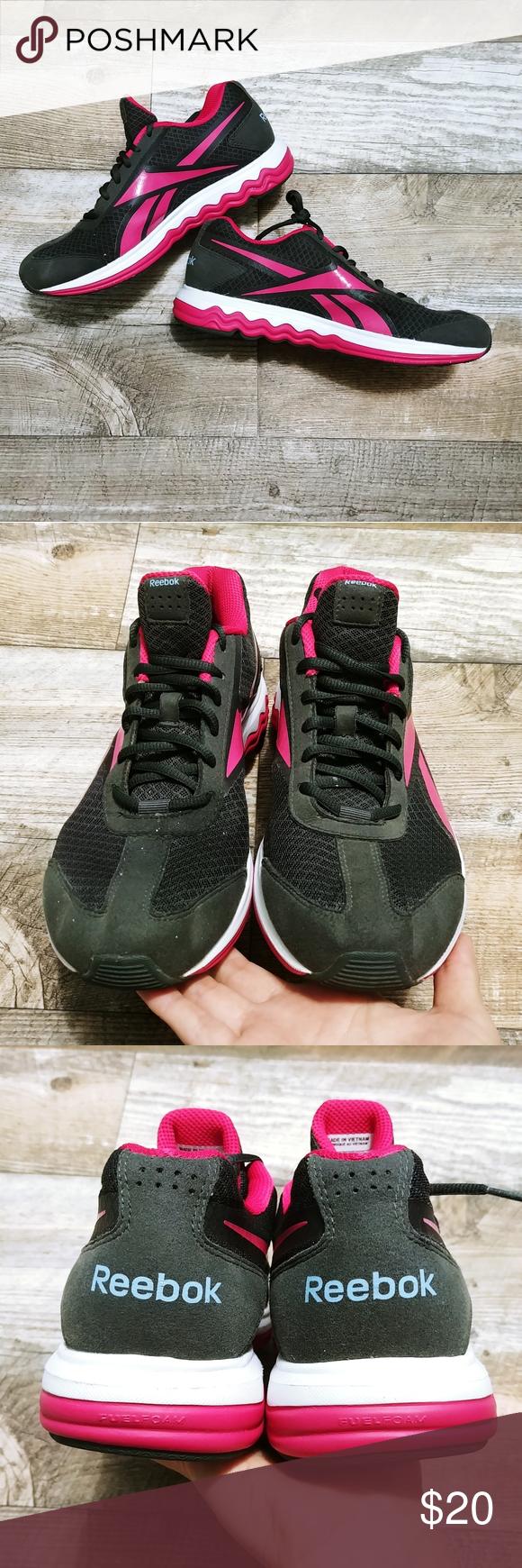 Reebok Fuel Foam Running Shoe | Running