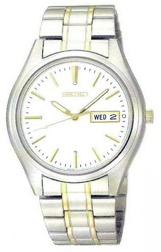seiko day date stainless steel band sapphire crystal glass seiko day date stainless steel band sapphire crystal glass sgga67p1 men s watch