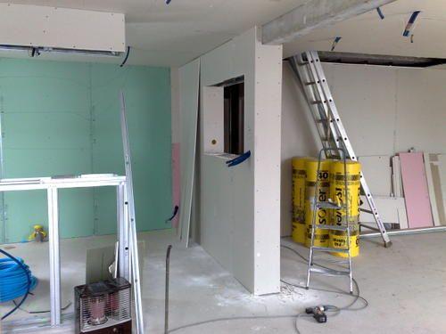 Tout d\u0027abord, un petit tour par la cuisineLe mur qui va accueillir - construire un bar de cuisine