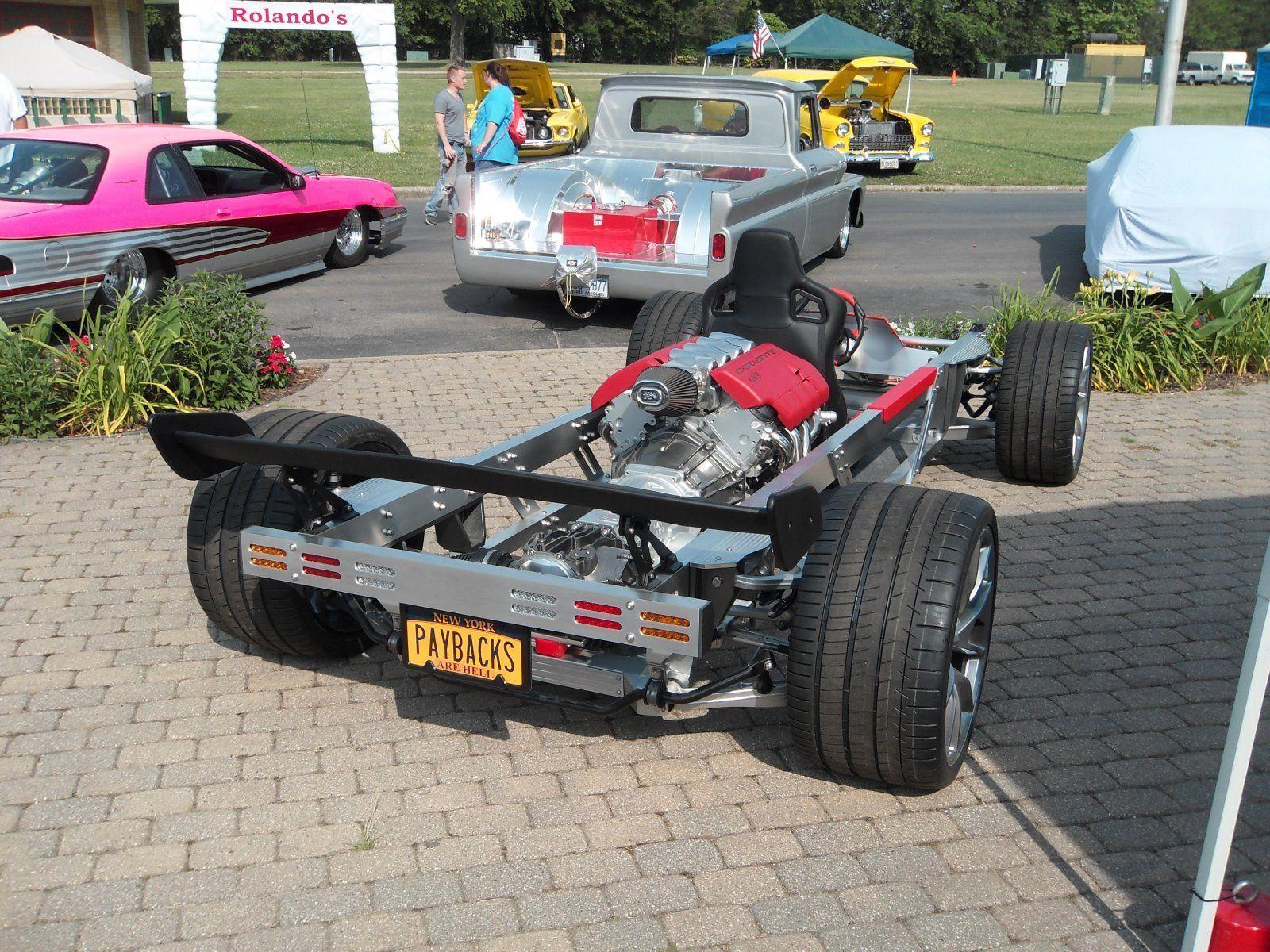 Build A C5 C6 Corvette Go Kart Autocross Suspension Component Upgrades Corvette Autocross Go Kart
