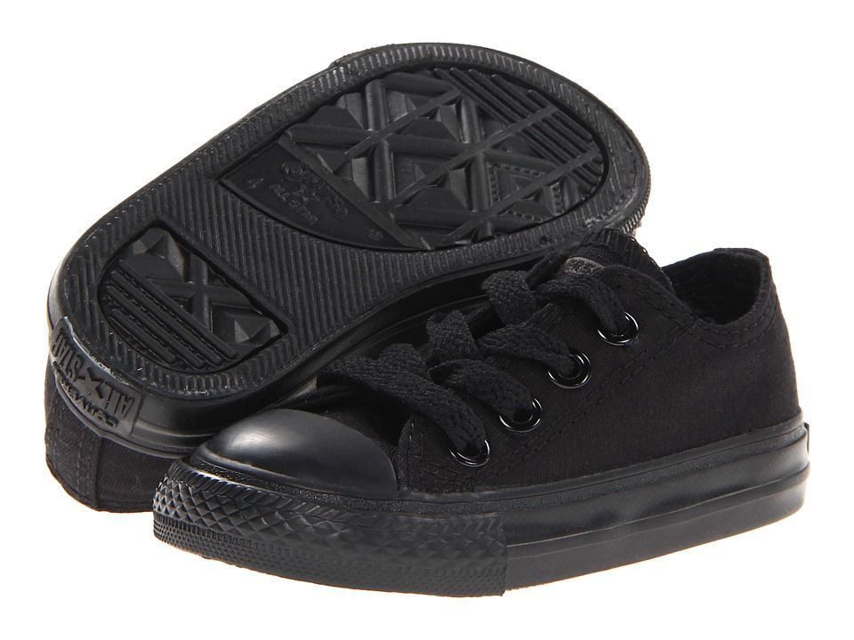 24bfbdb3cfa775 Converse Kids Chuck Taylor(r) All Star(r) Core Ox (Infant Toddler ...