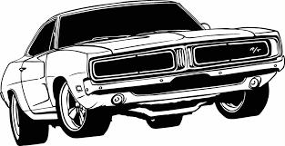 Image Result For Dodge Charger Coloring Pages Desenhos De Carros Antigos Desenhos De Carros Carros