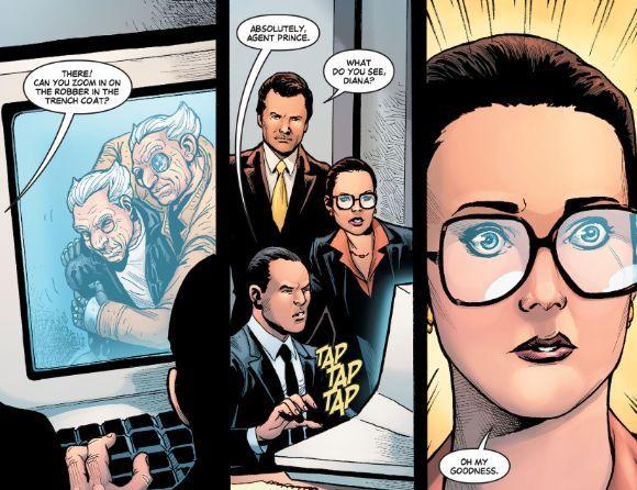 Wonder Woman '77 (2015-) #21