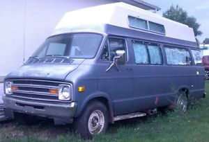 Dodge Tradesman 200 Funcraft Camper Van Lethbridge Alberta Image 1