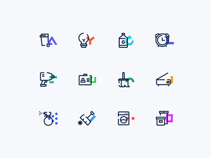 Service Icons In 2020 Best Icons Icon Icon Design