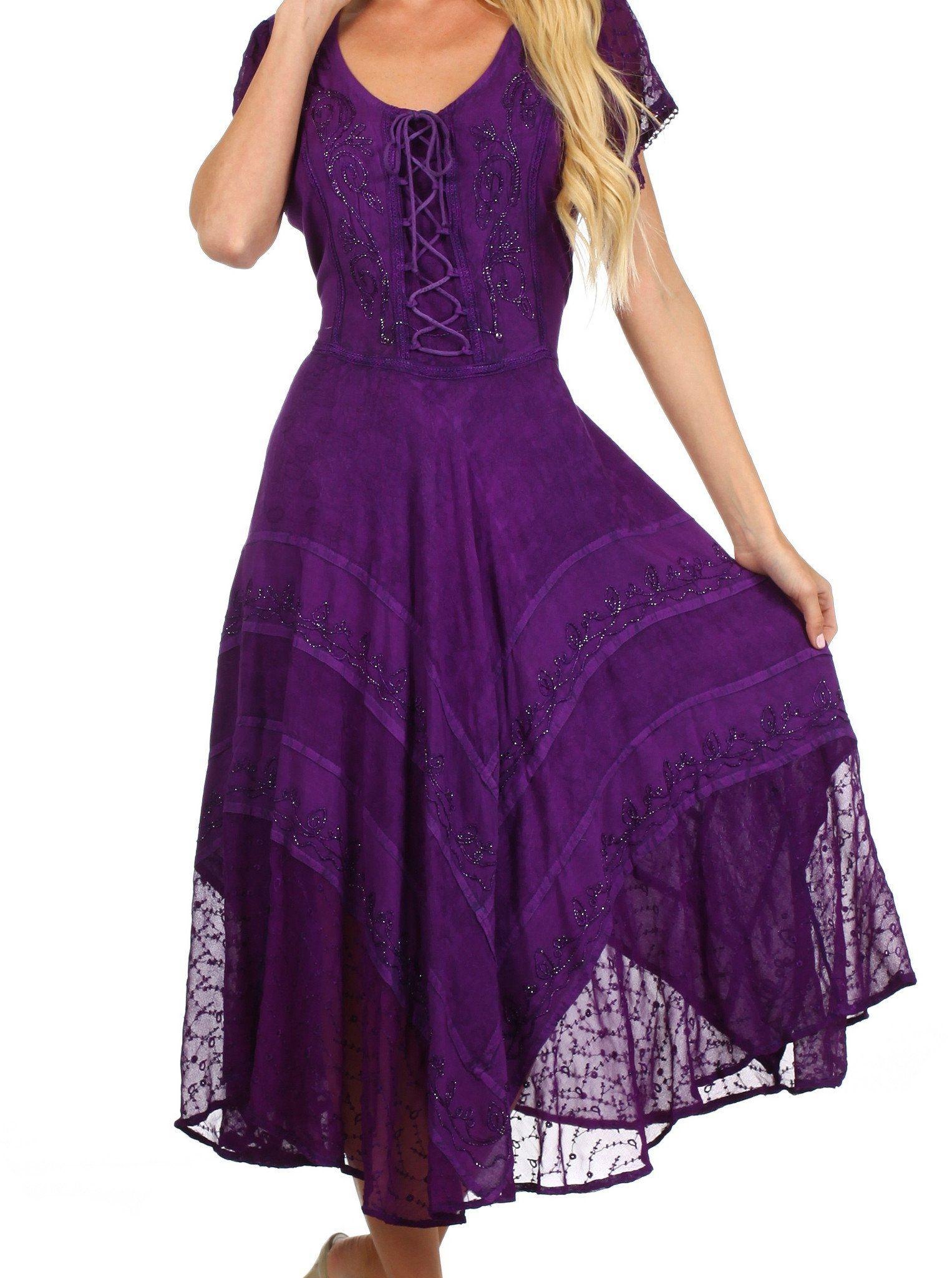 Sakkas Marigold Embroidered Fairy Dress | Sakkas Teacher | Pinterest