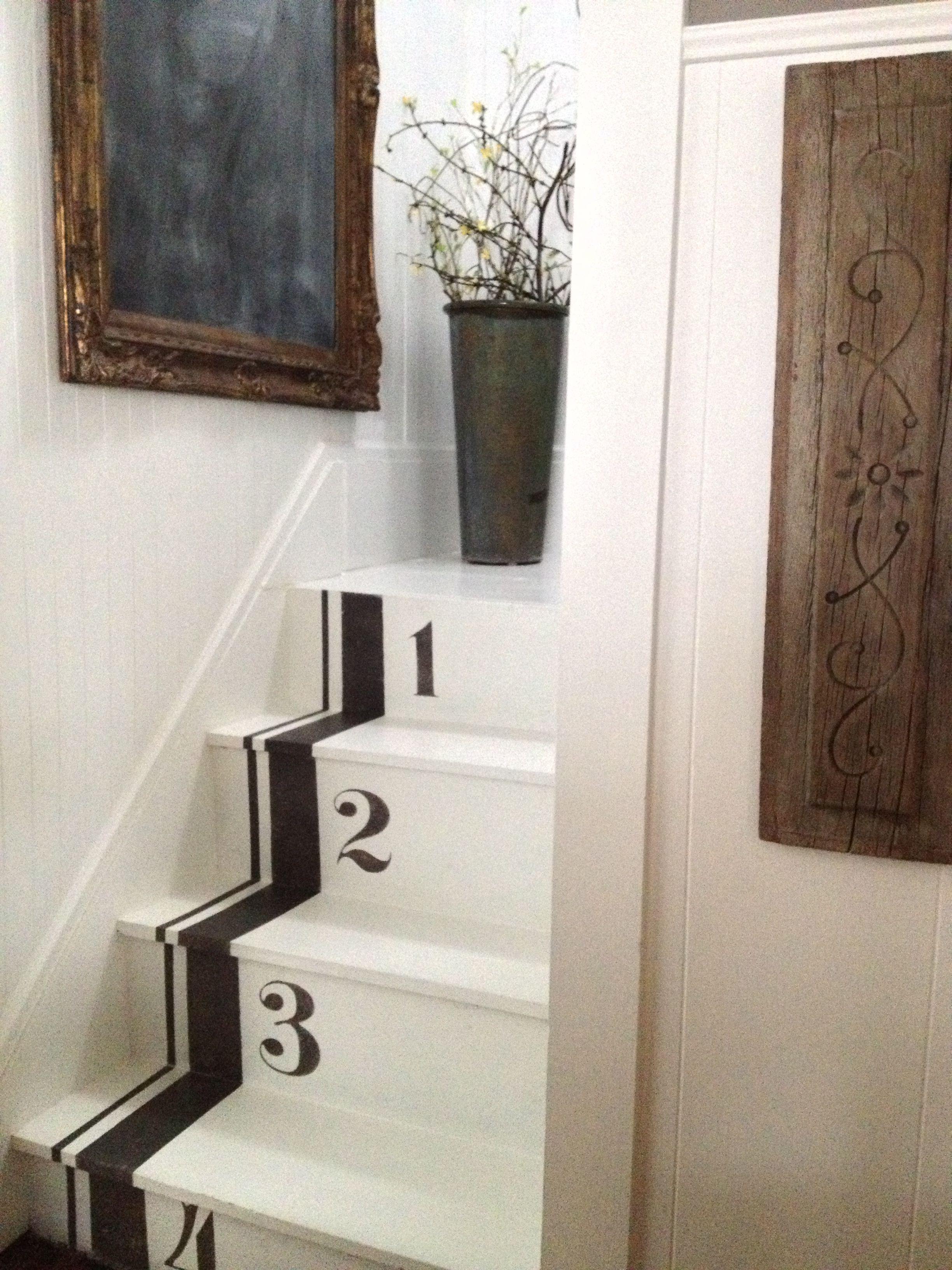 Www.savvycityfarmer.com stairs pinterest decoratie