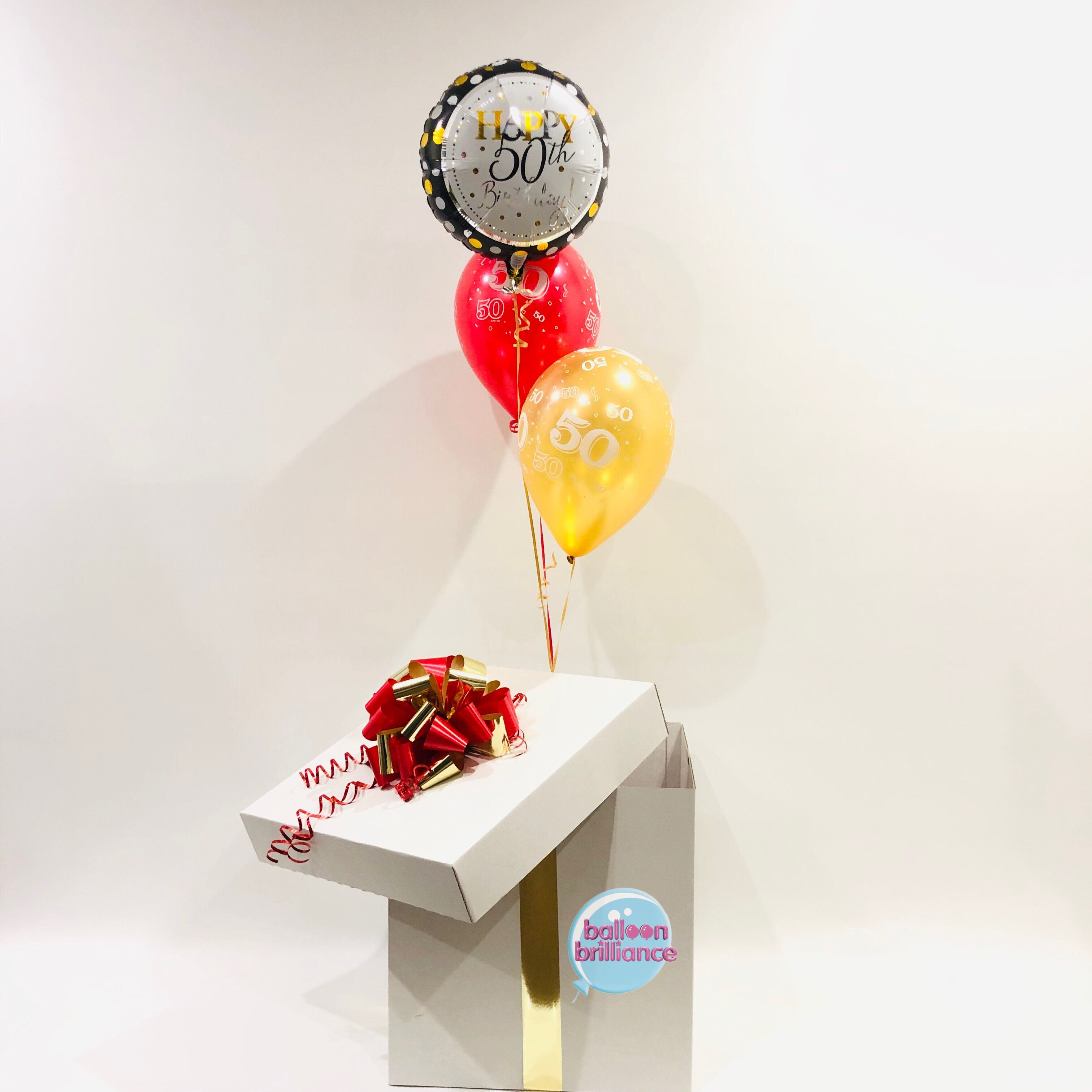 15+ Birthday cake and balloons delivered trends