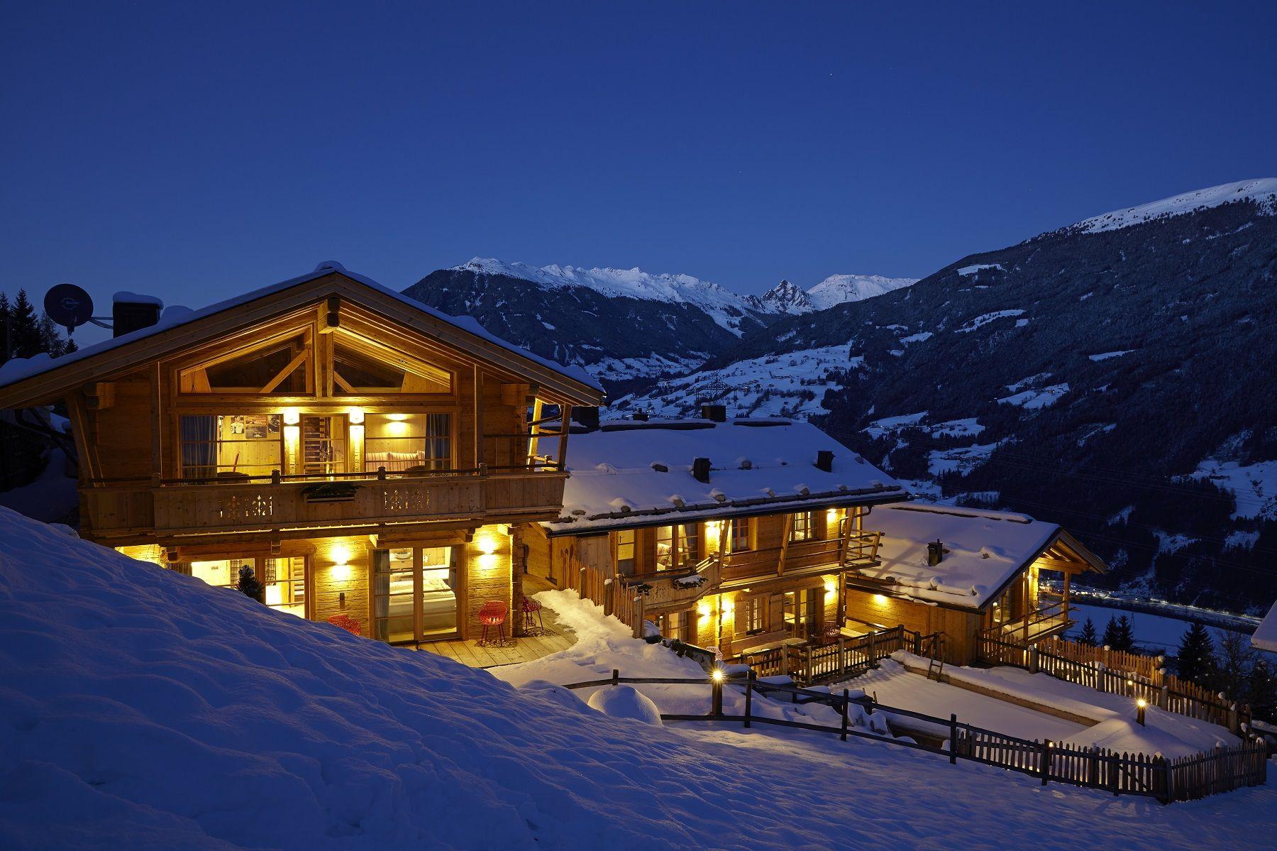HochLeger Chalets Luxus Ferienwohnung im Zillertal Tirol –sterreich