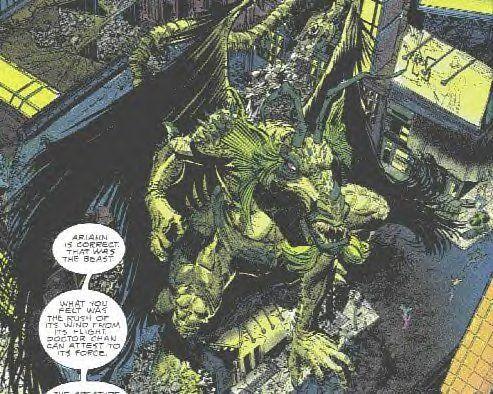 Fin Fang Foom (Marvel Monster, Iron Man foe)